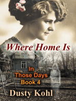 In Those Days Book 4 Where Home Is