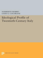 Ideological Profile of Twentieth-Century Italy