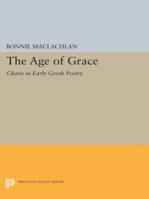 The Age of Grace: Charis in Early Greek Poetry