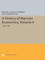 A History of Marxian Economics, Volume II