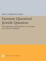 German Question/Jewish Question