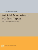 Suicidal Narrative in Modern Japan