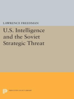 U.S. Intelligence and the Soviet Strategic Threat
