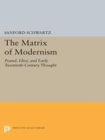 The Matrix of Modernism