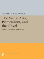 The Visual Arts, Pictorialism, and the Novel