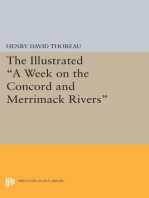The Illustrated A Week on the Concord and Merrimack Rivers