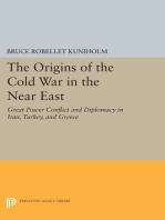 The Origins of the Cold War in the Near East