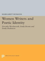 Women Writers and Poetic Identity