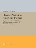 Placing Parties in American Politics