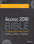 Access 2016 Bible Free download PDF and Read online