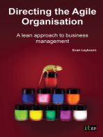 Directing the Agile Organisation