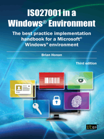 ISO27001 in a Windows Environment: The best practice implementation handbook for a Microsoft Windows environment
