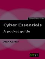 Cyber Essentials: A Pocket Guide