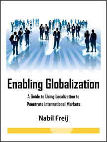 Enabling Globalization- a Guide to Using Localization to Penetrate International Markets
