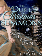 The Duke's Christmas Summons