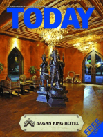TODAY Tourism & Business Magazine, Volume 22, October , 2015