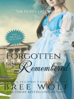 Forgotten & Remembered