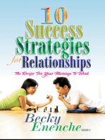 10 Success Strategies For Relationships