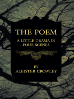 The Poem - A Little Drama in Four Scenes