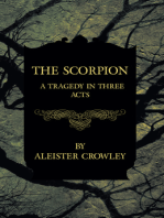 The Scorpion - A Tragedy in Three Acts