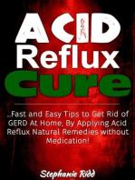 Acid Reflux Cure