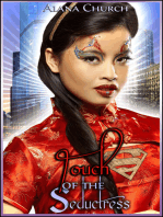 """Touch of the Seductress (Book 1 of """"Tales of the Change"""")"""