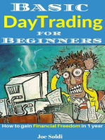Basic Day Trading for Beginners