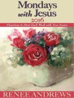 Mondays with Jesus 2016