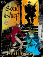 The Soul Thief (Book 1 of the Orishon Conspiracy)