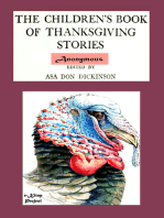 The Children's Book of Thanksgiving Stories