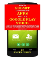 How to Submit and Distribute Apps On the Google Play Store