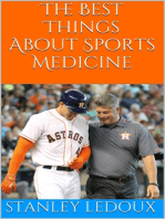 The Best Things About Sports Medicine