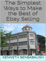 The Simplest Ways to Make the Best of Ebay Selling