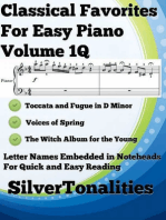 Classical Favorites for Easy Piano Volume 1 Q
