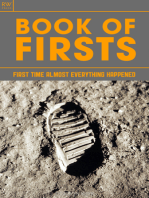 Book of Firsts