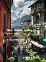 One Day in Bellagio: From Milan