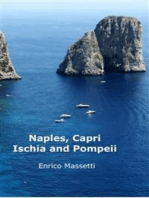 Naples, Capri, Ischia and Pompeii