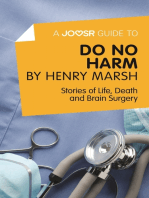 A Joosr Guide to... Do No Harm by Henry Marsh
