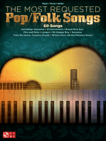 The Most Requested Pop/Folk Songs