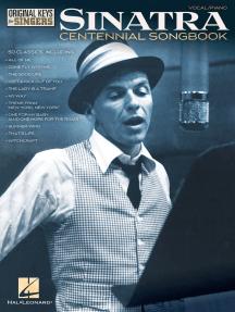 Frank Sinatra - Centennial Songbook - Original Keys for Singers