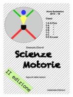 Scienze Motorie - Appunti delle lezioni