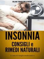 Insonnia - Consigli e Rimedi Naturali