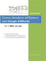 Come Vendere all'Estero con Google AdWords in 3 Mosse