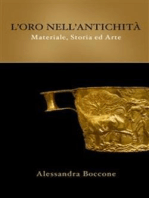 L'oro nell'antichità