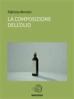 La composizione dell'olio