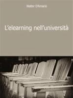 L'elearning nell'università