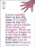 Reiki - Learn quickly how to see the aura. It is really easy to see the aura, much easier than what you imagine. Trust us