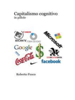 Capitalismo cognitivo in pillole