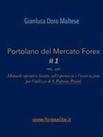PORTOLANO DEL MERCATO FOREX #1 Manuale operativo basato sull'esperienza e l'osservazione per l'utilizzo di 6 Patterns Potenti