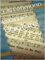 Come cantare (translated)